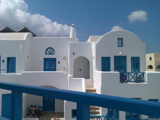 Seaside Beach Hotel Udsigt Fra Balkon