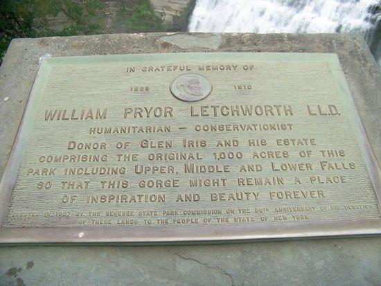 Little Lakes Inn & Healing Center: Letchworth State park
