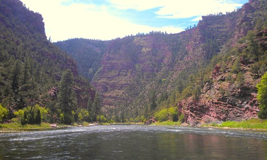 Dinosaur River Expeditions - Private Day Tours : Green River Daily Raft Trip