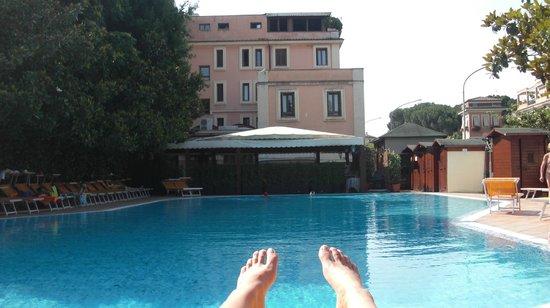 Grand Hotel del Gianicolo: Pool