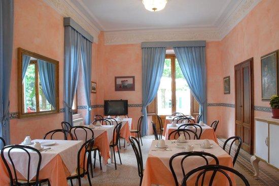 Donatello Hotel: Hotel Donatello - sala da pranzo