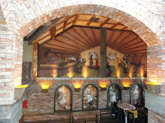 La em Casa Restaurante: por dentro...