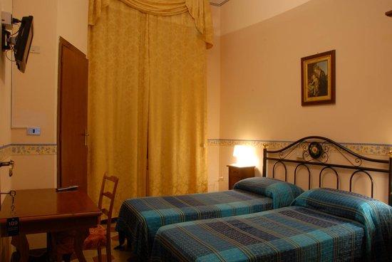 Hotel Donatello - camera