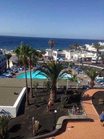 Ereza Apartamentos Los Hibiscos: balcony view from room 501 b