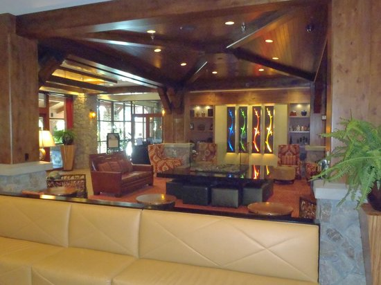 Marriott's Timber Lodge: Timber Lodge