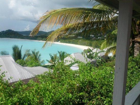 Cocobay Resort: Vista dal nostro cottage
