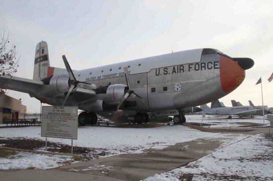 Hill Aerospace Museum: Douglas C-124 Globemaster II