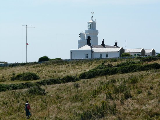 St Catherine's Lighthouse: St. Catherine's Lighthouse