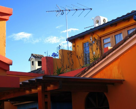 La Casa Sol Bed and Breakfast : Roof top