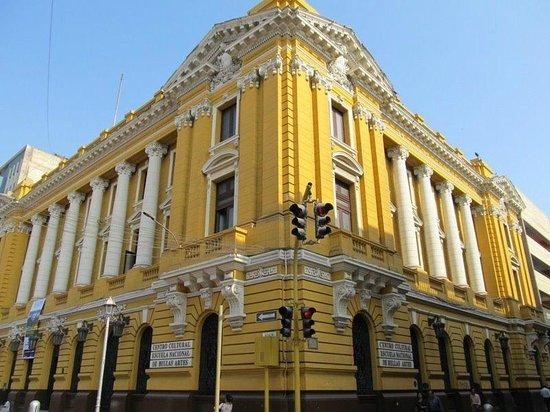 Escuela Nacional Superior Autonoma de Bellas Artes del Peru