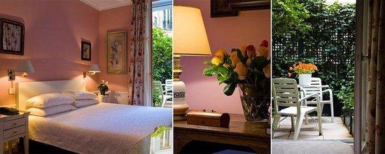 Hotel Le Saint Gregoire: Suite