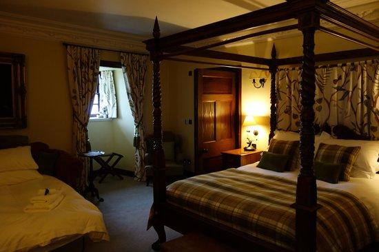 Barcaldine Castle: Breadalbane room