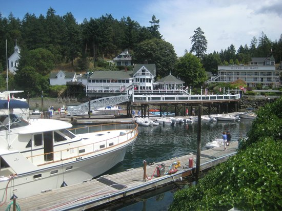 hotel picture of roche harbor resort friday harbor. Black Bedroom Furniture Sets. Home Design Ideas