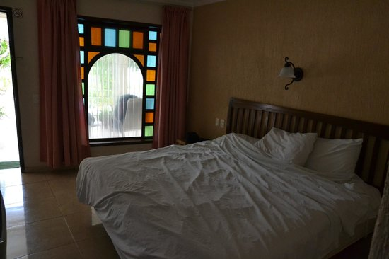 Cabanas Maria Del Mar: bedroom