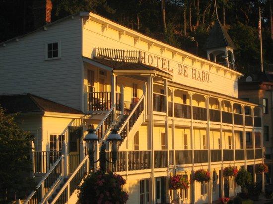Roche Harbor Resort: Hotel