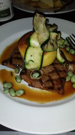 The Winding Stair : Lamb Steak