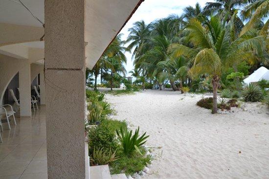 Cabanas Maria Del Mar: room view