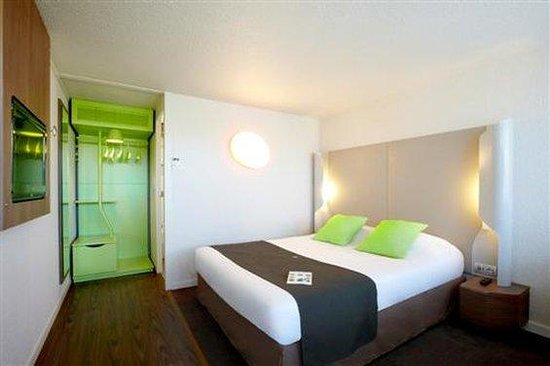 Campanile Lille Sud - Seclin : Double Room
