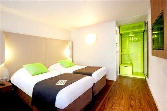 Campanile Lille Sud - Seclin : Twin Room