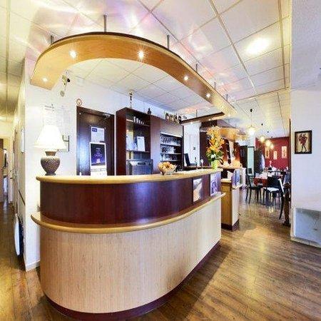 Kyriad Beauvais Sud : Lobby