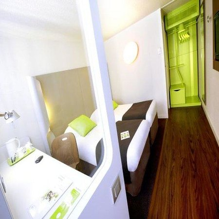 Campanile Morangis - Orly : Twin Room