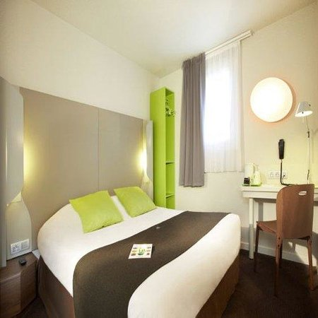 Campanile Valence Nord : Double Room