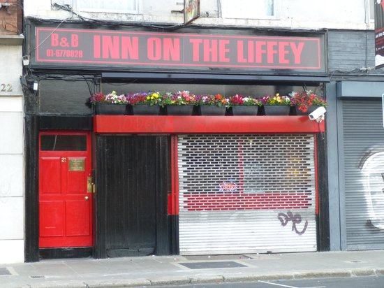 Inn on the Liffey: 外観
