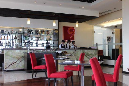 The Bayleaf Intramuros: Dining/function room