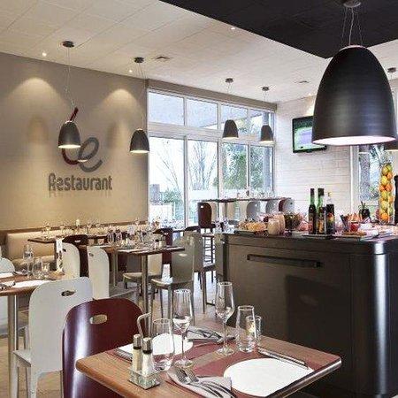 Campanile Perpignan Nord Rivesaltes: Restaurant