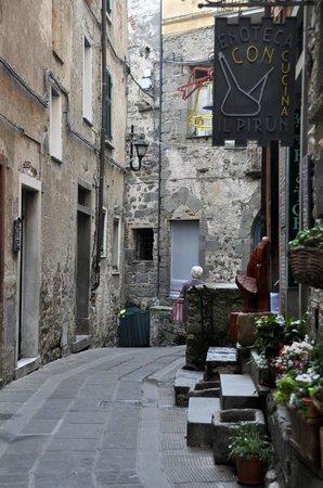 Ruelle - Foto di Bed and Breakfast Le Terrazze, Corniglia - TripAdvisor