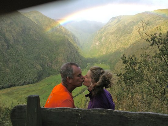 Hacienda Zuleta: Smooch in the Andes at Zuleta