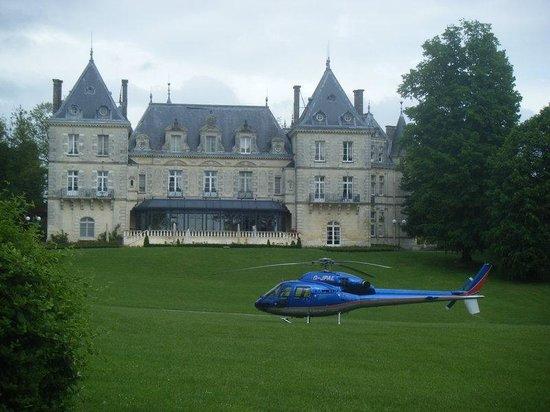 Chateau de Mirambeau: Mirambeau