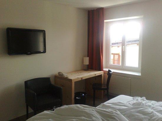 Hotel Donatz : Superior Zimmer