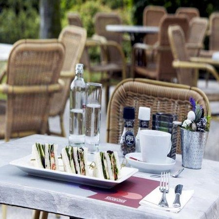 Campanile Hotel Vlaardingen: Restaurant