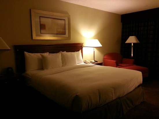 Hilton Washington DC North Gaithersburg: King Bed