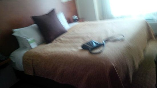 Hyatt Place Sacramento Roseville: king bed