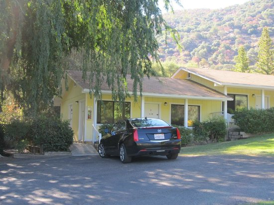 Lazy J Ranch-Americas Best Value Inn : Our Unit at Lazy J Ranch