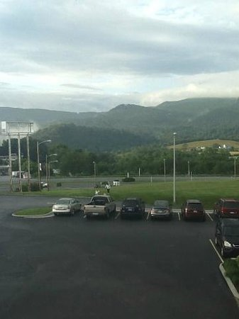 La Quinta Inn Wytheville: Morning is good.