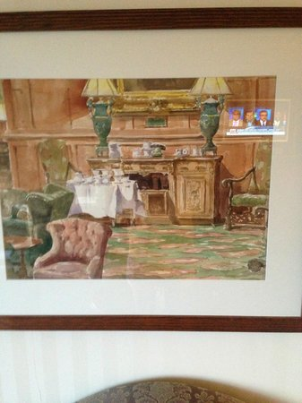 O.Henry Hotel: painting- interesting