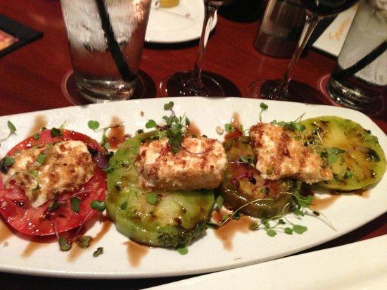 Seasons 52: Mozzarella and Tomatoe Salad