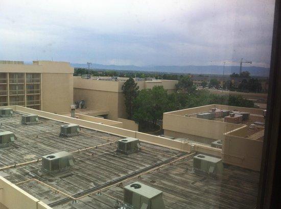 Denver Marriott Tech Center : View from room