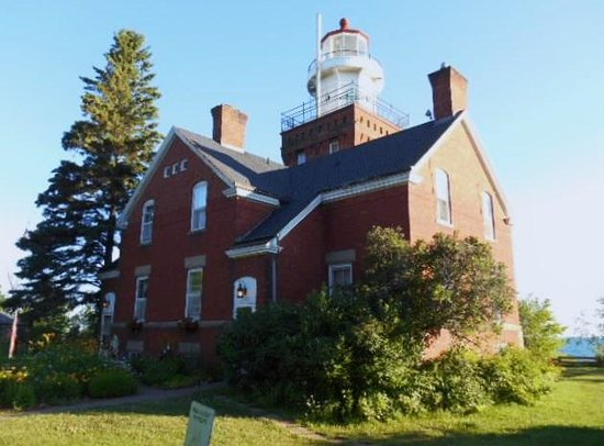 Big Bay Point Lighthouse Bed and Breakfast: Big Bay Lighthouse