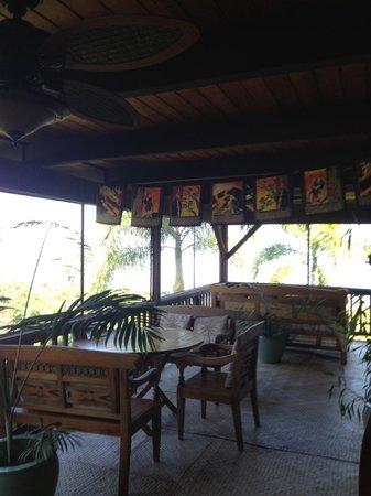 Aloha Guest House: Sitting area