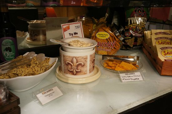 Mulberry Mill: Some of our favorite dips, chips, and crackers