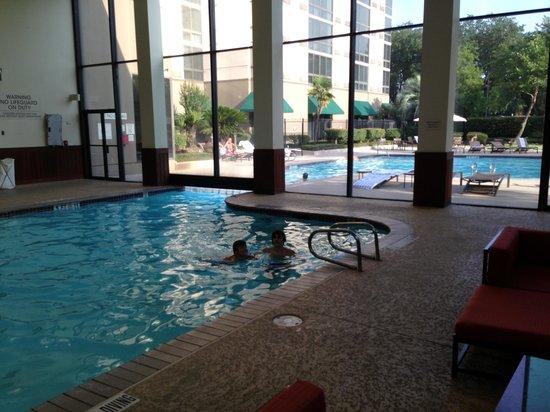 Pool Picture Of Houston Marriott North Houston