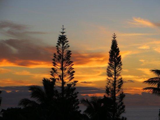 Maui Ocean Breezes: Another sunrise pic