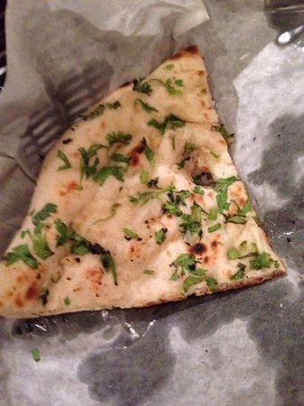 garlic naan. outstanding!