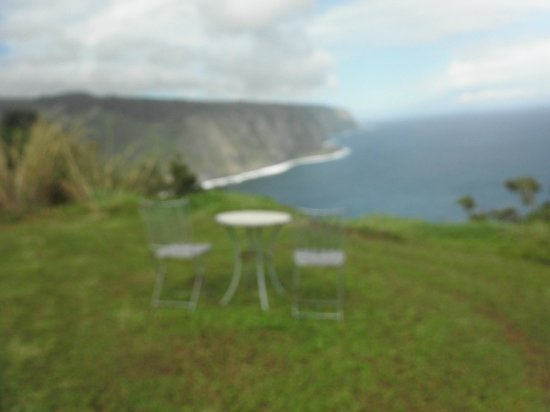 Hale Kukui: Have a picnic at the point at least 10 ft. back from the 650ft cliff