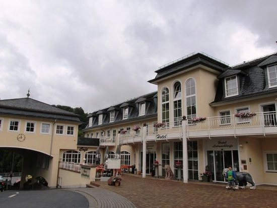 Hotel Lahnschleife: Front of the Lahnschleife