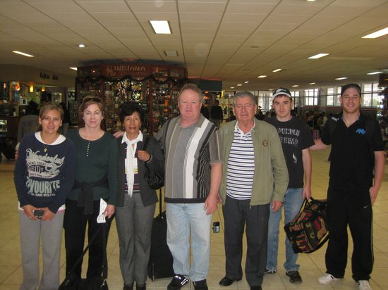 8a Cusco Guest House: At the airport